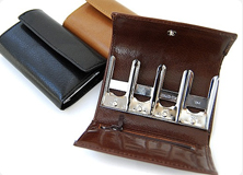 Japanese Leather Coin Purses For Men Free Spirits