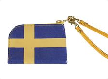 Designer's Argent leather coin purse-AGILITY affa