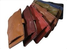 Cowhide coin purse-AGILITY Affa