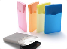 Business card case HIBY-+d